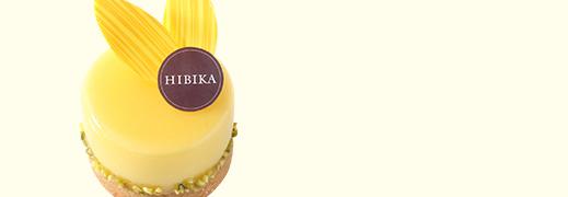 夏のケーキ