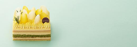 春のホールケーキ