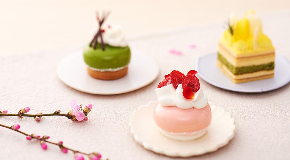 春の四季菓子