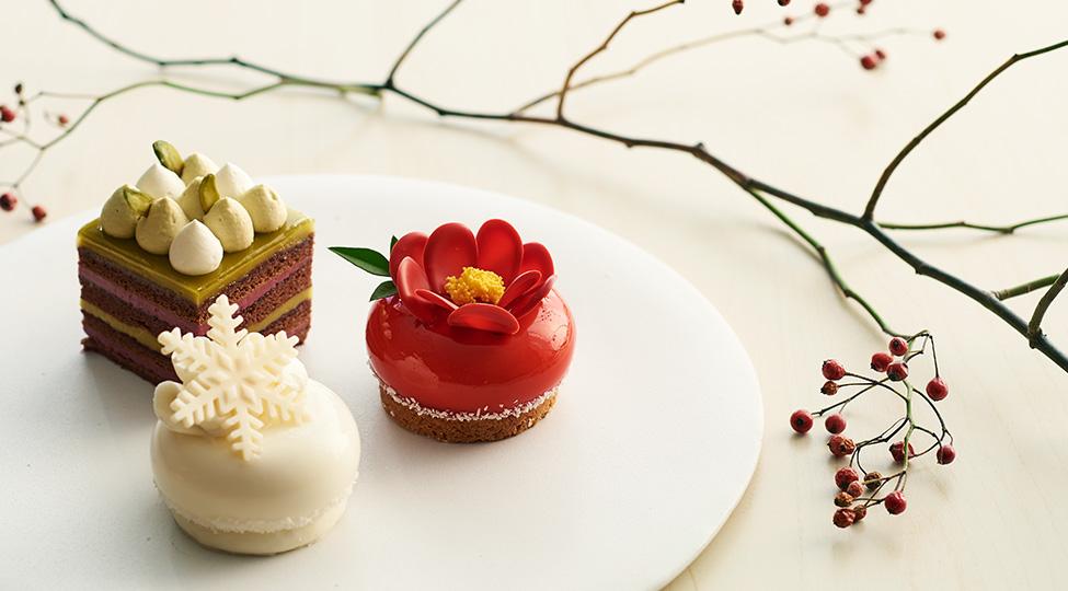 冬の四季菓子