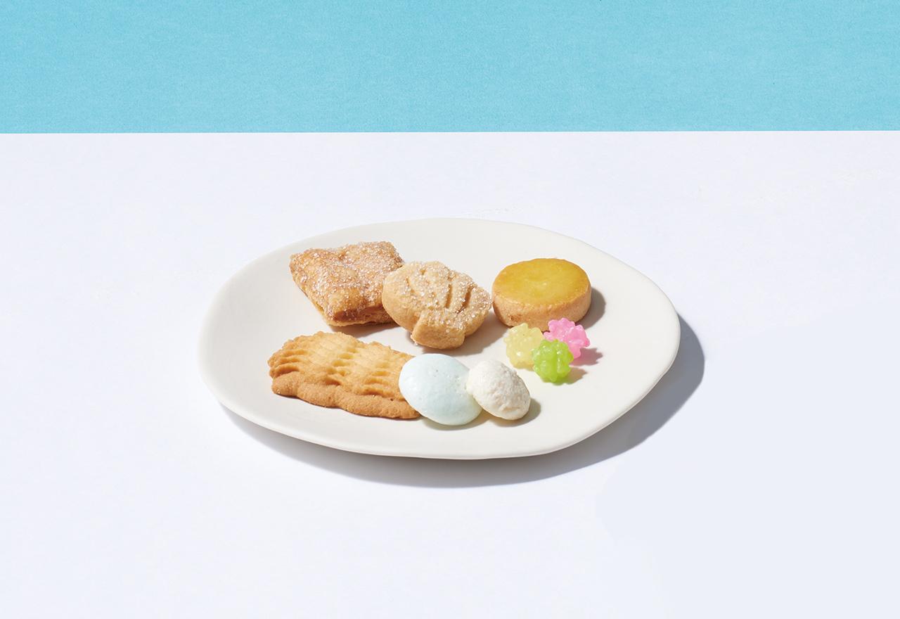 夏のふきよせ ミニ缶
